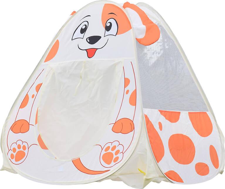 Tenda per bambini a forma di cagnolino